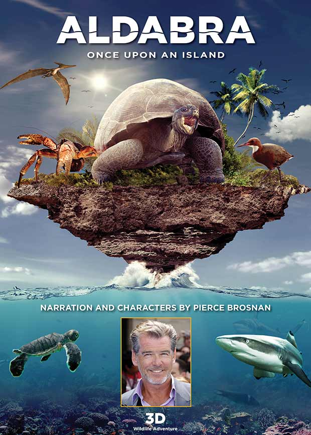 Aldabra Once Upon an Island
